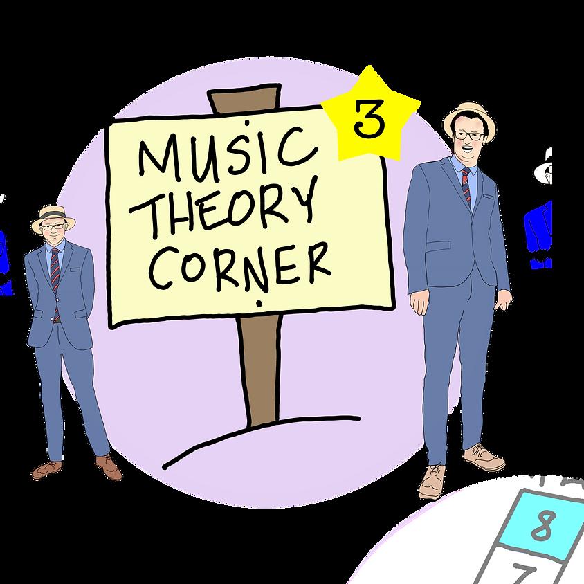 Music Theory Corner - Grade 3