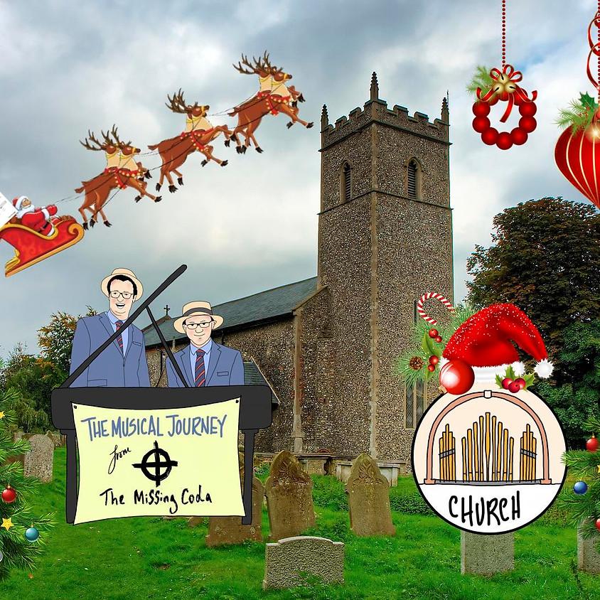 Christmas Carols at All Saints' Church in Thornage