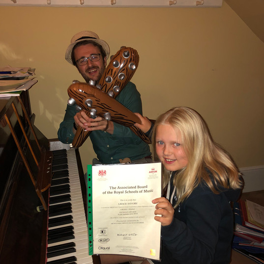 Private Student with Certificate