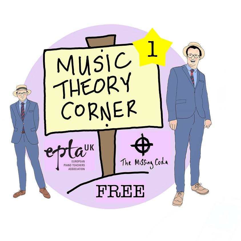 Online Music Theory for all - Grade 1