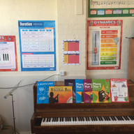 New music resources at WPS