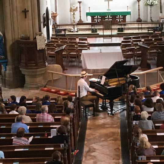 WPS Piano Recital (aerial).JPG