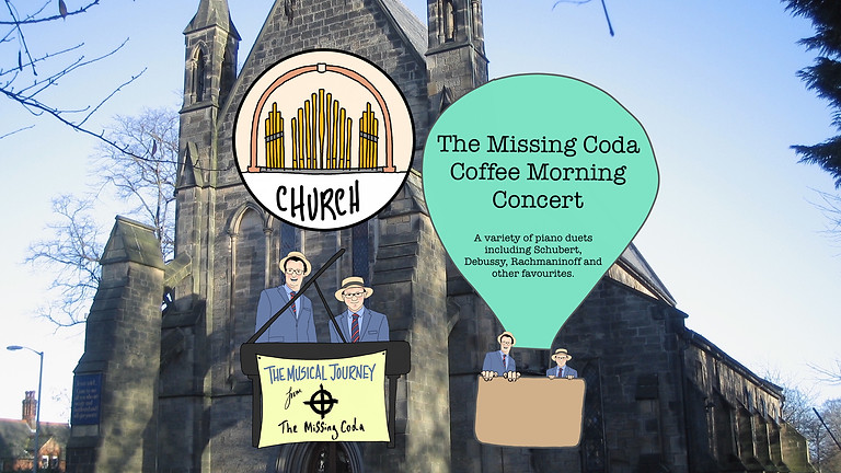 The Missing Coda Coffee Morning Concert