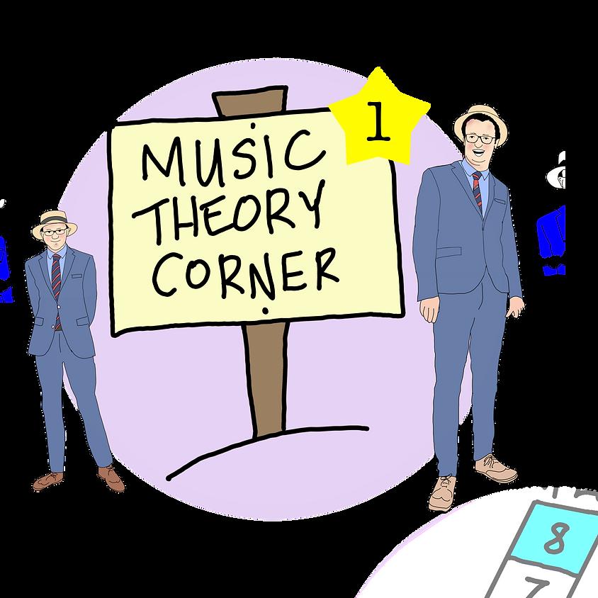 Music Theory Corner - Grade 1