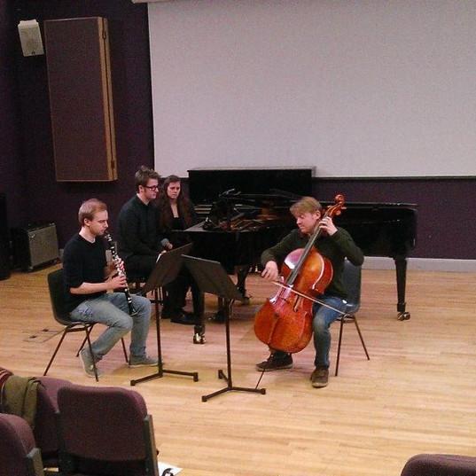 Masterclass with 'The Fidelio Trio'