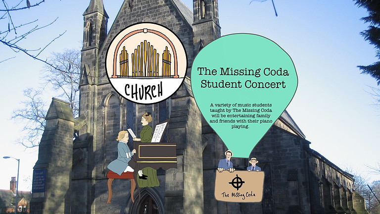 The Missing Coda Students Concert