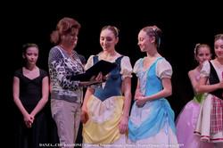 Premiazione Giulia Ambrosanico e Rebecca