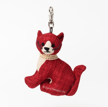 Red Linen Tabby Cat