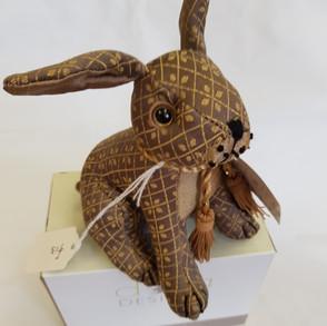 Bob Rabbit Paperweight.