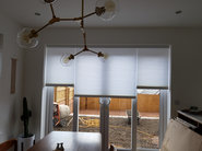 Nuance Pleated Blinds