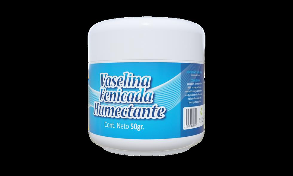 Vaselina Fenicada Humectante