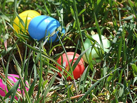 easter egg hunt in rhode island