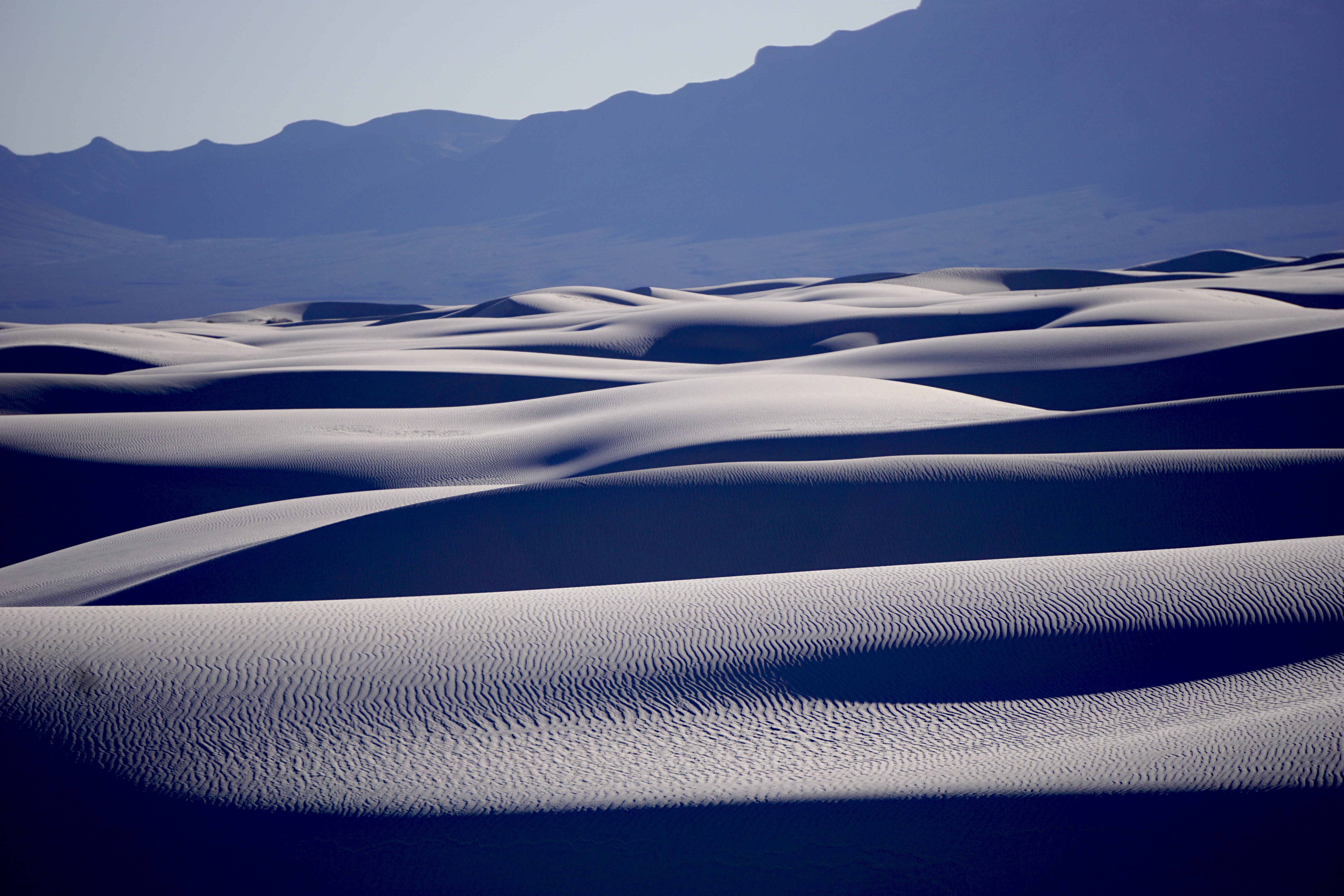White Sands NP, New Mexico