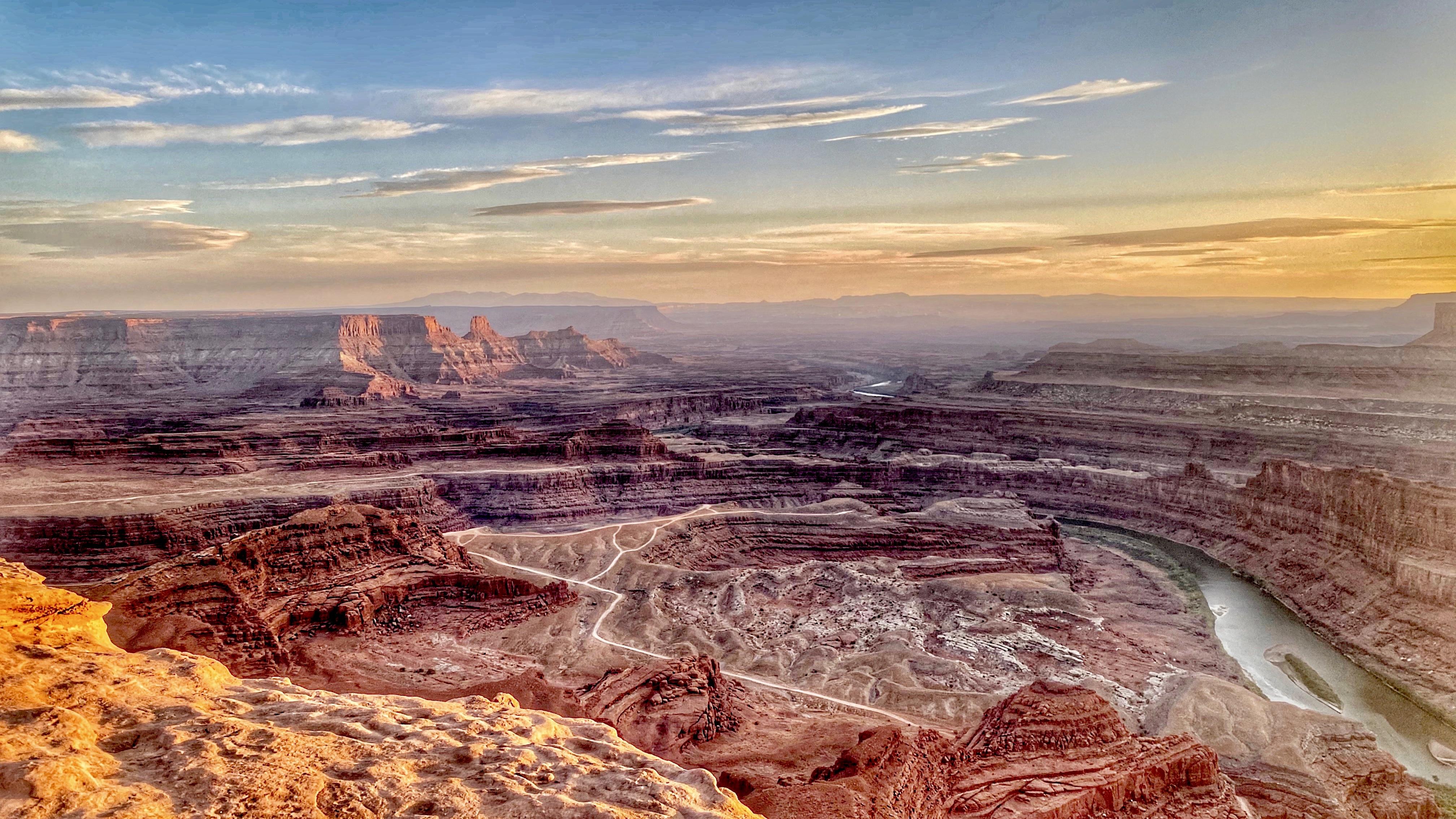 Canyonlands at Sunset