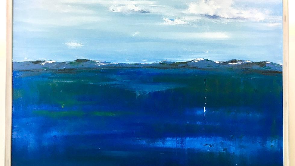 SALE Ocean Blue