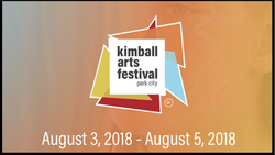 Kimball Arts Festival - great time!