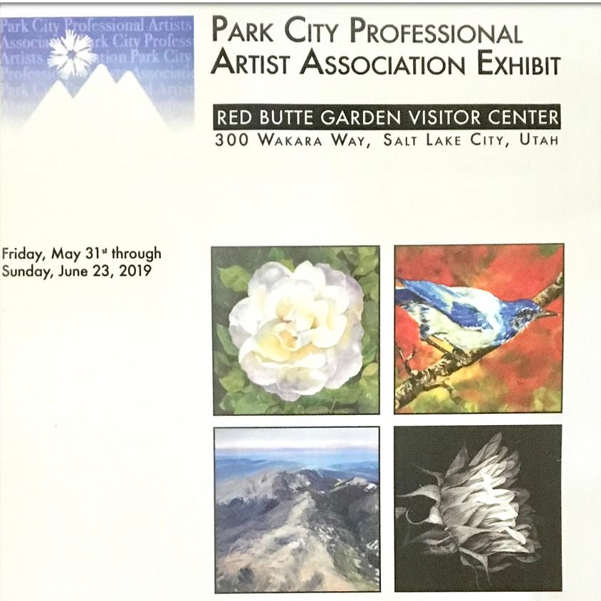 PCPAA Red Butte Garden Exhibit - Past Exhibit