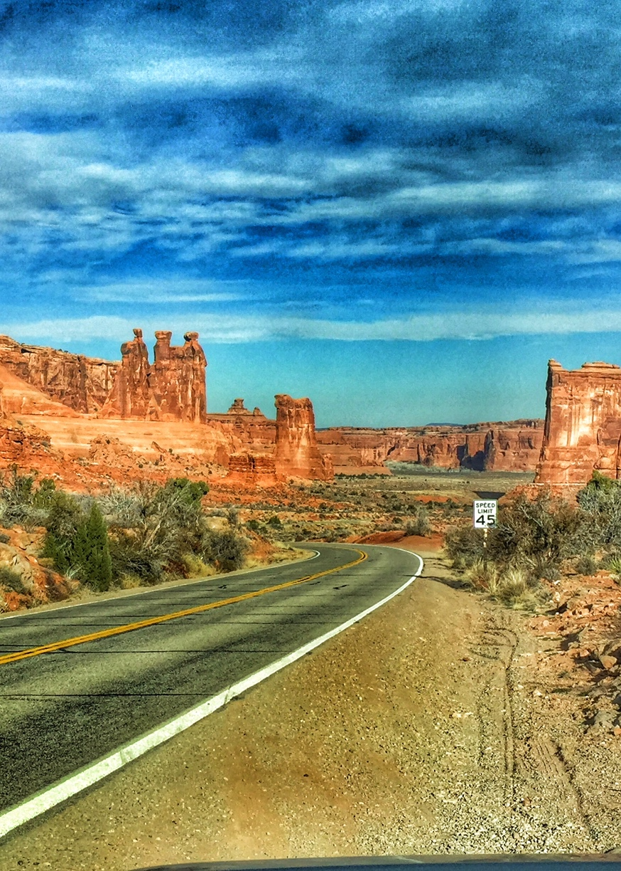 Roadtrip to Arches