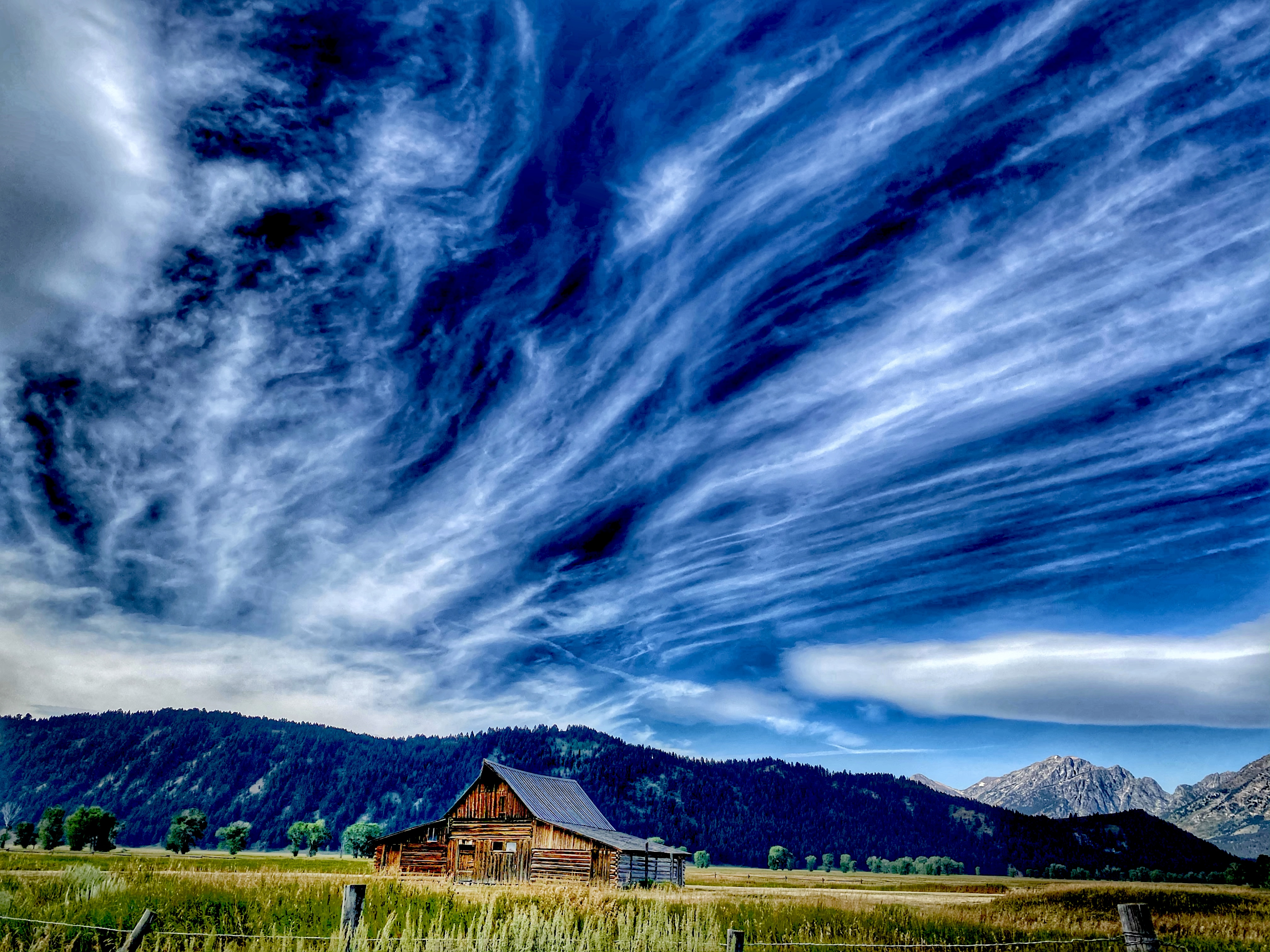 Teton Sky