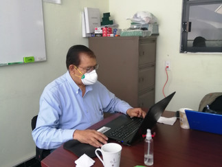 Reincio de actividades de consultoría
