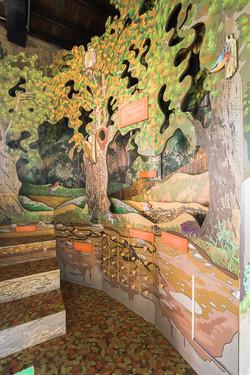 Museo. Maqueta