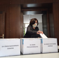 Kandidatkinja Anita Šipek