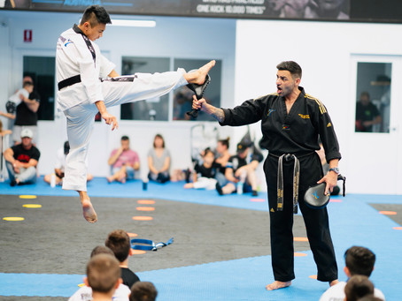 Martial Arts & Multidimensional Training