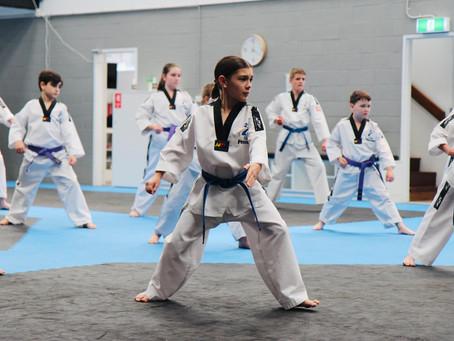 Life Skills Developed Through Martial Arts