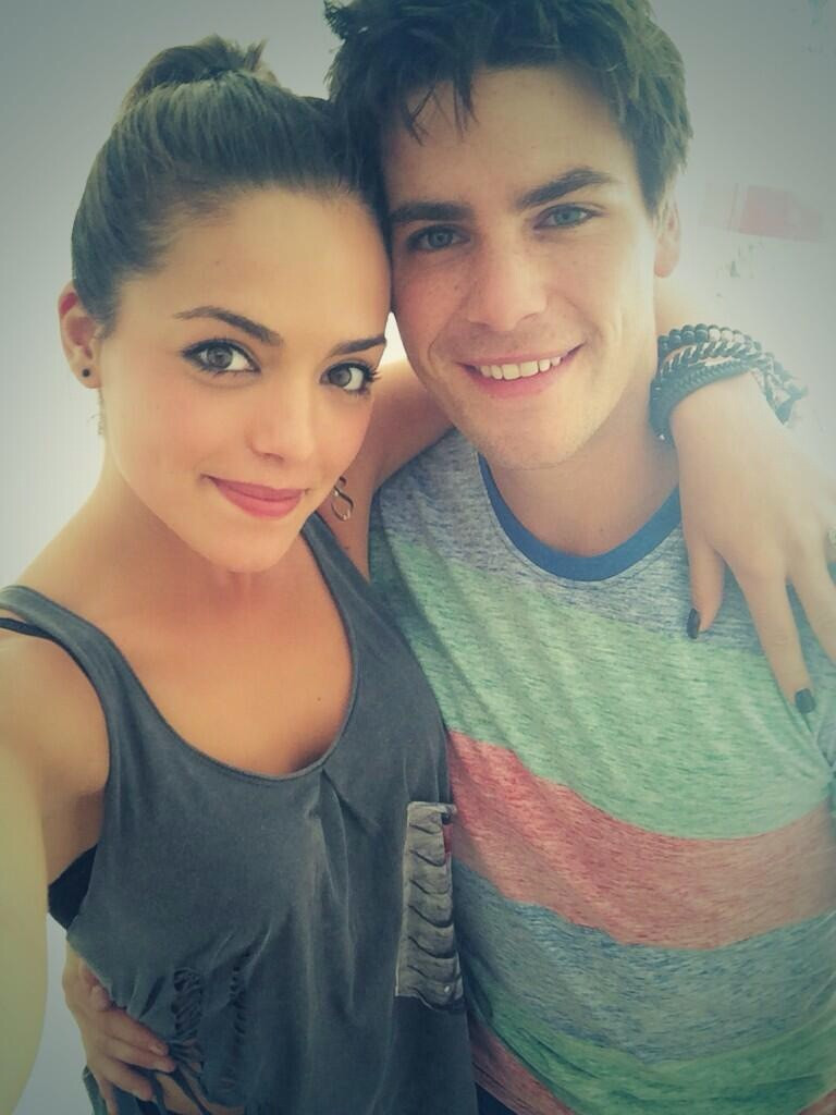 with Olympia Valance.