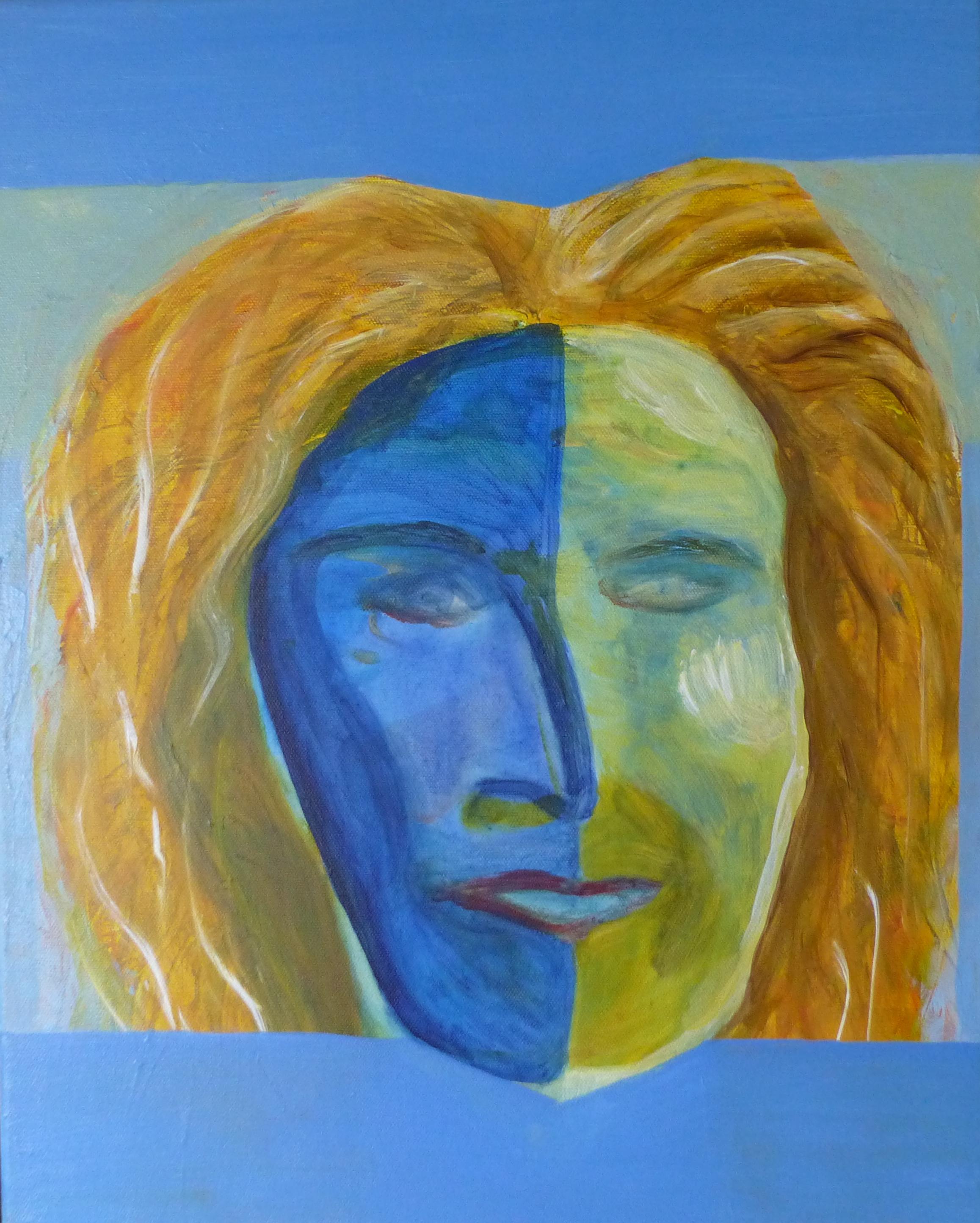 Selbstportrait, 2012