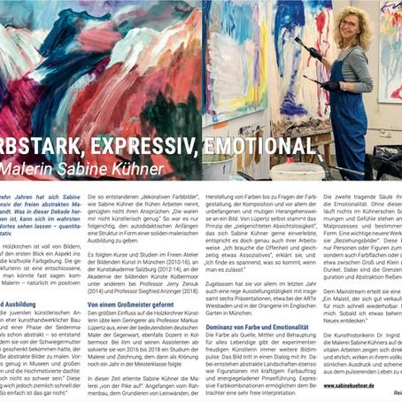 Artikel in der Zeitschrift Kulturbegegnungen