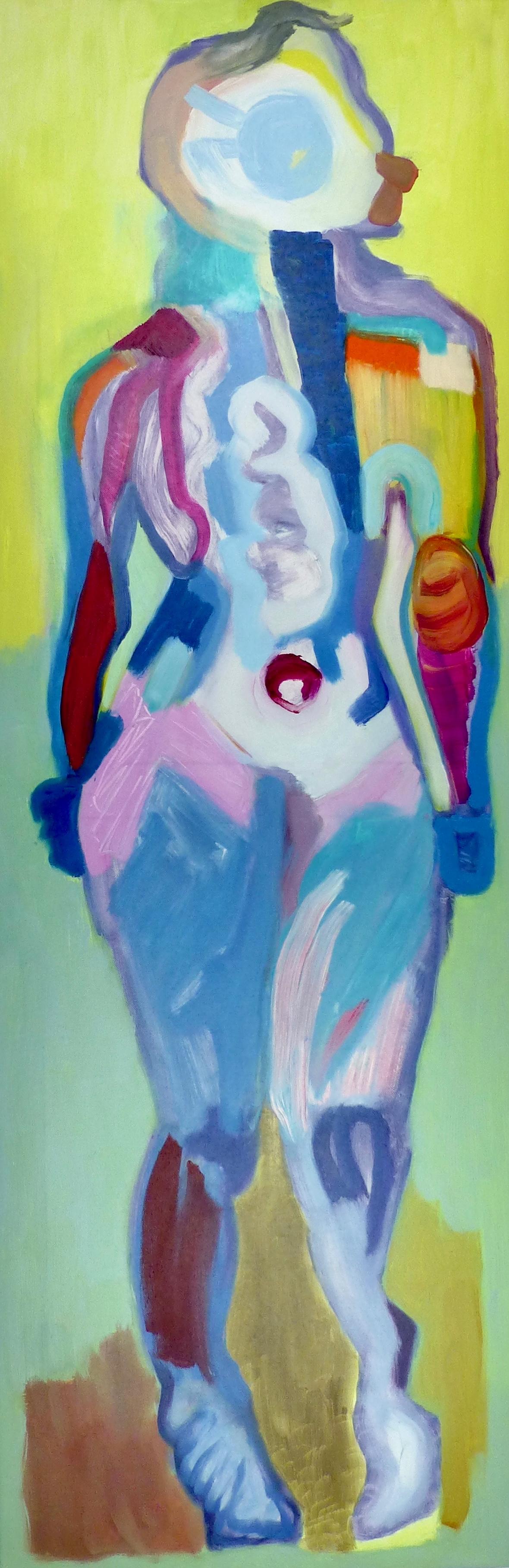 Woman-3, 2017