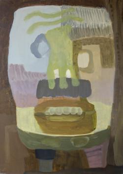 Head Abstract, 2014