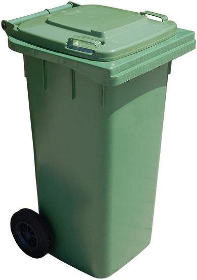 2-Wheel Plastic Bin 240 Ltr with lid