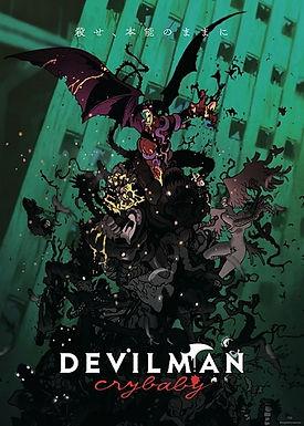 Devilman Crybaby: A Netflix Original