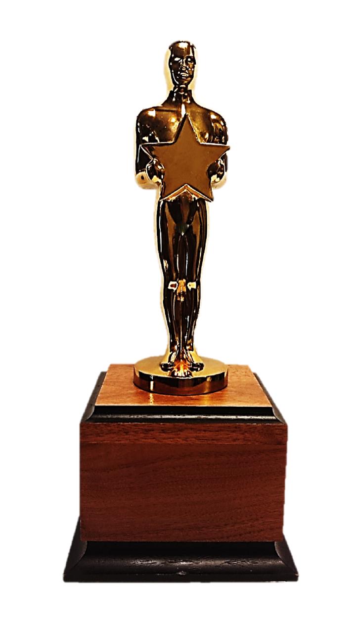 Award Show Trophy