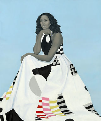 Timelessly Empowering: The Obama Portraits