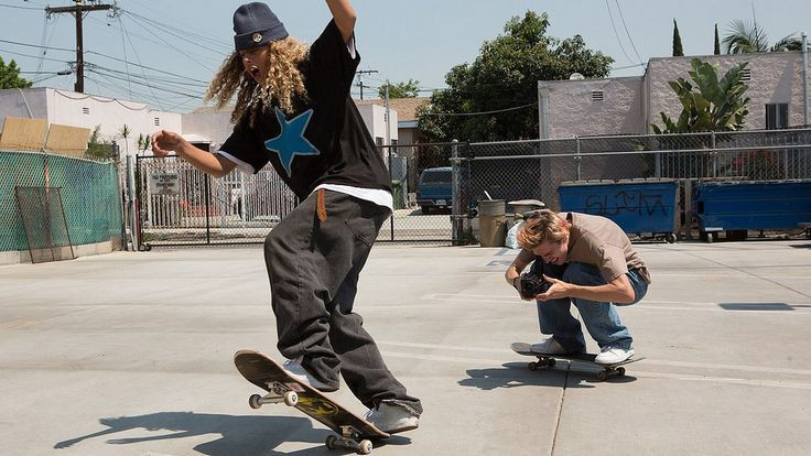 Interview with the Cast of Mid90s