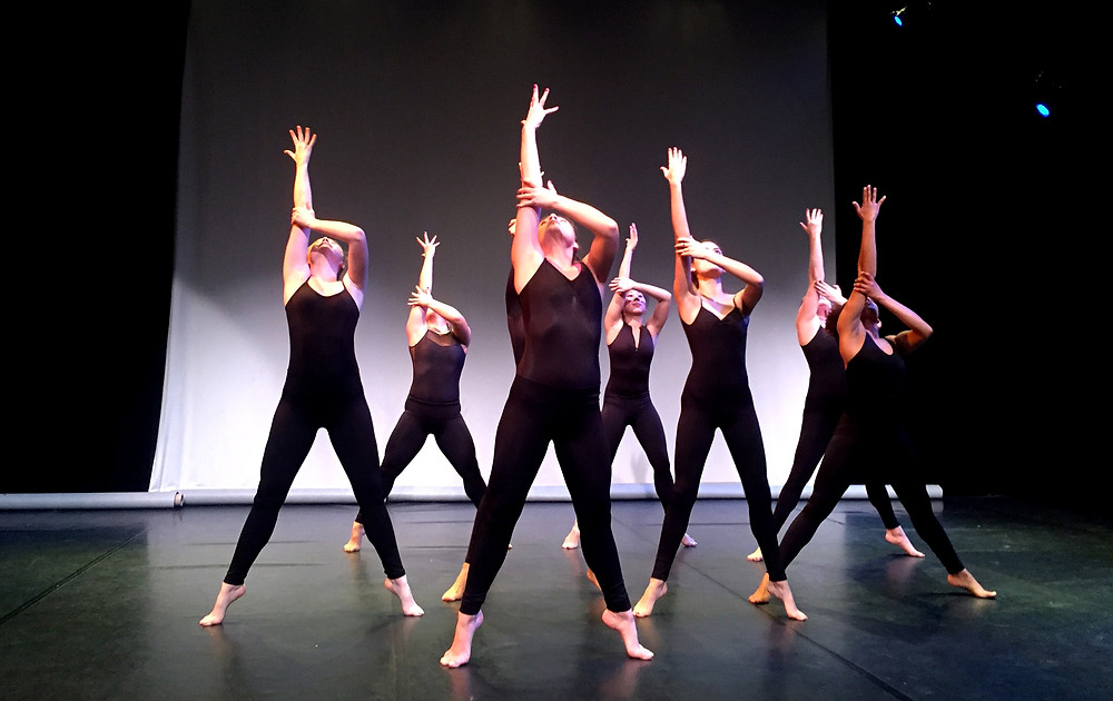Georgetown University Dance Company Performance