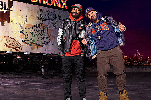 """Desus & Mero,"" Modern Late-night TV"
