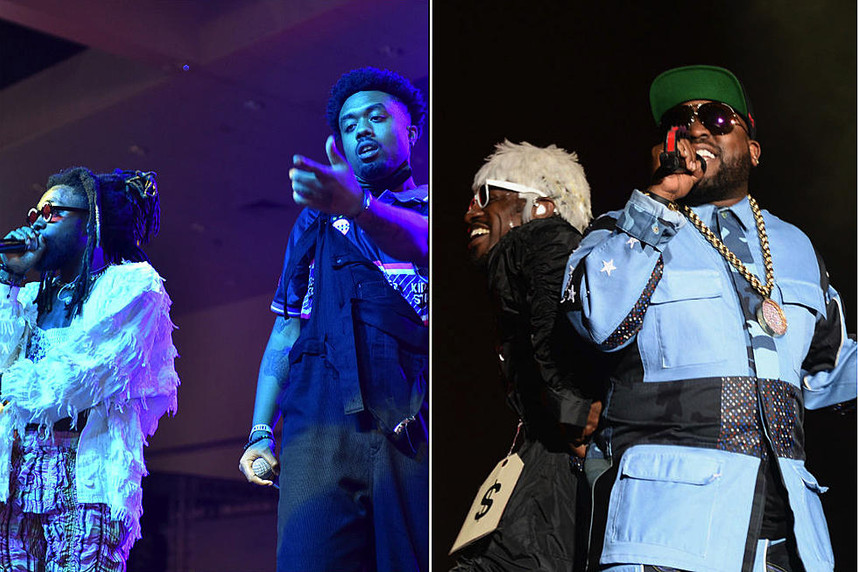 Earthgang and Outkast: The Merits of Comparing Artists