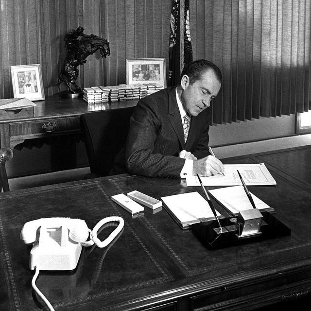 Watergate Nixon Whistleblower