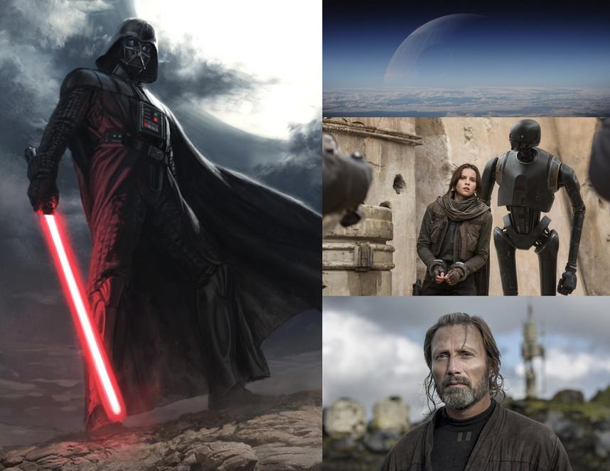Star Wars Goes Rogue