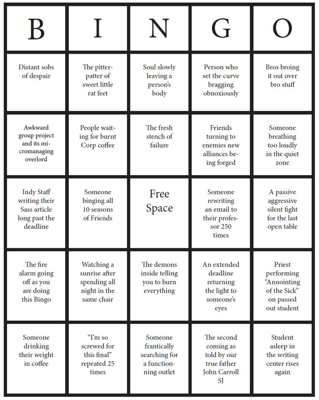 Lau 2 Bingo