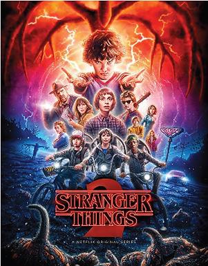 Stranger Things Season 2 Thrills and Chills