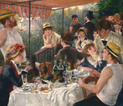 Yesterday's Today: Renoir's Timelessness