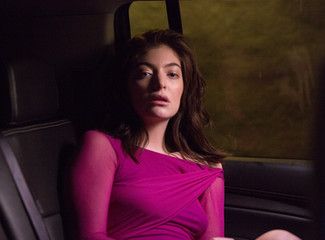 Lorde Voices a Generation
