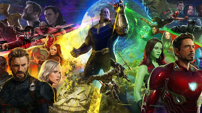The Amazing Success of the Marvel Cinematic Universe