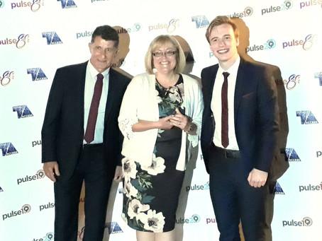 Community Award for Sarah