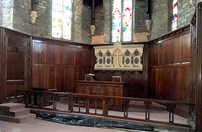 WW1 memorials in St Stephen's West Bowling